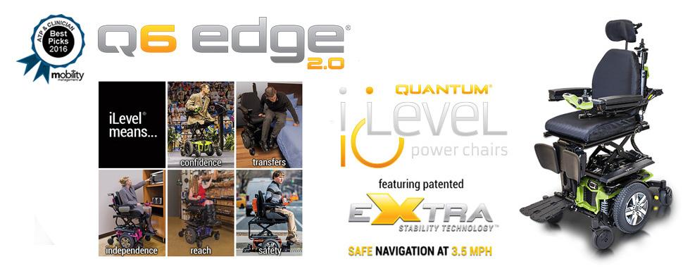 Q6 Edge iLevel